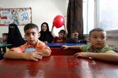 لبنانی حکومت کی انتقامی کارروائی ،سرکاری سکولوں میں زیر تعلیم فلسطینی ..