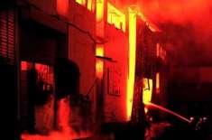 بھتہ دینے سے انکار پر بلدیہ ٹاون میں فیکٹری کو آگ لگائی گئی،رحمان بھولا ..
