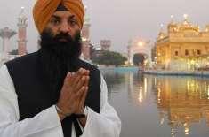سکھوں نے کبھی نہیں کہا کہ پنجاب کے درمیان لکیر کو ختم کیا جائے: رہنما ..