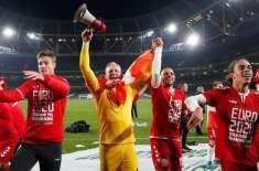 سوئٹزرلینڈ اور ڈنمارک نے یورو کپ 2020 کیلئے کوالیفائی کر لیا