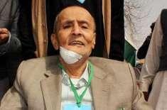 اصغر خان عملدرآمد کیس کے اہم کردار یونس حبیب انتقال کر گئے