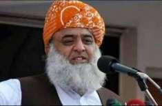 پرویز الہیٰ ہمارے مئوقف کے قائل ہوکر گئے ہیں، مولانا فضل الرحمان