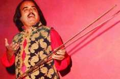 فوک موسیقی کی دنیا کے عظیم گلوکار عالم لوہار کی 41ویں برسی پرسوں منائی ..