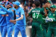 Sunday's ODI between India and Pakistan at Old Trafford set new online records with Twitter registering a total of 2.9 million ..