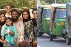6 بیٹیوں کے باپ ، کراچی کے رکشہ ڈرائیور نے بیٹیوں کو تعلیم دلوا کر اعلیٰ ..