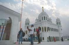 بابا گورو نانک کے 551ویں جنم دن کی تقریبات میں شرکت کیلئے بھارت سے آئی602 ..