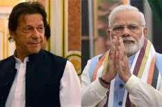 مودی ،عمران خان کو حلف برداری تقریب میں مدعوکریں گی سوشل میڈیا پر بحث
