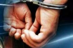 سی آ ئی اے پولیس گوجرہ نے دو منشیات فروش قا بو کرلئے