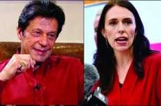 عمران خان کا جیسنڈا کو فون، نیوزی لینڈ دہشتگردی کے بعد اقدامات کی تعریف