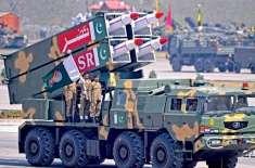 پاکستان کو بھارت پر جوہری ہتھیاروں اور فضائی قوت میں برتری حاصل ہے. ..