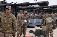 ارامکو حملوں کے بعد خلیج کو محفوظ بنانے کے لیے امریکا کی اضافی کمک کا ..