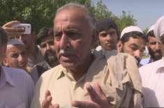 مشال خان قتل کیس کا فیصلہ ، والد کا اظہار اطمینان