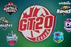کینیڈا گلوبل ٹی ٹونٹی کرکٹ لیگ میں کل ایک میچ کا فیصلہ ہوگا
