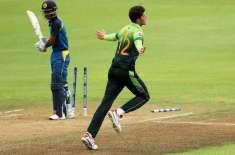 سری لنکا اور پاکستان کی انڈر 19 ٹیمیں پہلے ون ڈے میچ میں (کل)آمنے سامنے ..