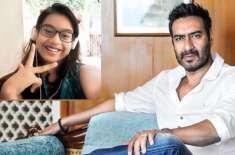 بیٹی کا ابھی فلموں میں آنے کا کوئی ارادہ نہیں ہے، اجے دیوگن