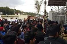 پلوامہ حملہ، جموں میں شورش ، مسلمانوں  کی املاک کو نذرآتش کرنے کے واقعات ..