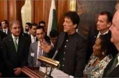 وزیراعظم کی کیپٹل ہل آمد پر اراکین کانگریس کا شاندار استقبال، اردو ..
