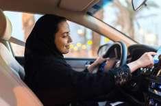 سعودی مملکت میں خواتین ٹیکسی ڈرائیور بھرتی ہونے لگیں