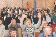 کوئٹہ میں ہزارہ برادری کا دھرنہ ختم کرنے کا اعلان