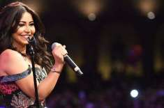 معروف مصری گلوکارہ شیرین پہلی مرتبہ سعودی عرب میں پرفارم کریں گی