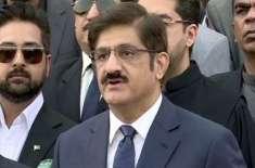 وزیراعلی سندھ کا ڈاو یونیورسٹی کے کورونا ڈزیز اسپتال کا دورہ، فعال ..
