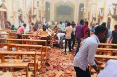 سری لنکا حملوں میں بیوی اور بیٹی کھو دینے والے آسٹریلوی والد آنکھوں ..