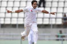 mohammad abbas back in top 10 test bowlers