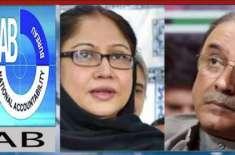 آصف زرداری اور فریال تالپور کی 10دن کی حفاظتی ضمانت منظور