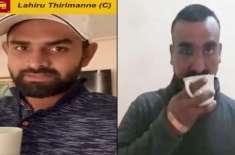 سری لنکن کپتان تھریما نے کی ویڈیو نے پاکستانیوں کو بھارتی پائلٹ کی ..