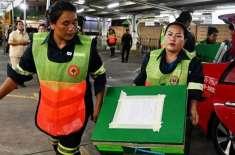 تھائی لینڈ : عام انتخابات کے غیر حتمی نتائج 'فوج کی حمایت یافتہ پارٹی ..
