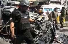 کوئٹہ کی مسجد میں دھماکا 5افرا دہلاک' متعدد زخمی