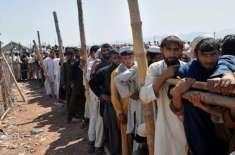 پاکستان کی سلامتی کیلئے خطرہ بننے والے لاکھوں افغان مہاجرین کو واپس ..