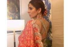 عائشہ عمر فلم ''ڈھائی چال'' میں شمعون عباسی کے ساتھ جلوہ گرہوں گی