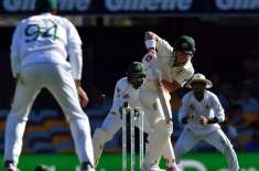 The first Test, the Australian openers strengthened their team's grip on the match