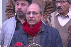 وزیراعظم اور ان کے وزرا کو کراچی کی ترقی سے کوئی سروکار نہیں ،سعید غنی