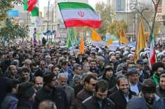 ایران میں حالیہ احتجاج کے دوران 1360 مظاہرین ہلاک، 10 ہزار گرفتارہوئے'رپورٹ