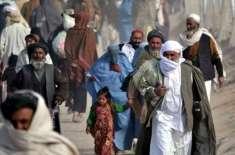پاکستان میں قیام پذیر رجسٹرڈ افغان مہاجرین کی وطن واپسی کا سلسلہ جاری