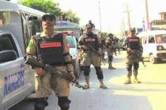 پنجاب میں رینجرز کے قیام میں مزید دو ماہ کی توسیع