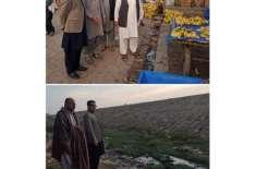 ڈپٹی کمشنر جہلم کا مرکزی سبزی و فروٹ منڈی کا اچانک دورہ اور انہوں نے ..