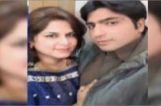 شوہر کے ظلم سے تنگ بھارتی خاتون ٹینا پاکستان بھاگ آئی