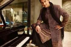 پاکستانی معروف گلوکار علی ظفرکی 40ویں سالگرہ 18مئی کو منائی جائے گی