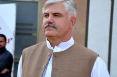حکومت  سیاحت کو بطور صنعت ترقی دینے کے لیے کوشاں ہے،محمود خان