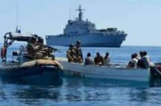 پاکستانی سمندری حدود کی خلاف ورزی ، بھارتی فورسز نے ضلع سجاول کے دوماہی ..