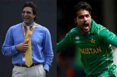 mohammad amir should be in world cup squad: wasim akram