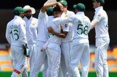 انگلینڈ کیخلاف ٹیسٹ سیریز کیلئے پاکستانی ٹیم کا اعلان کر دیا گیا