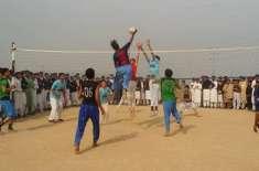 ضلع خیبر کے ہونہار طالب علم کو والی بال کے ٹرائلز میں بہترین کارکردگی ..