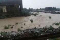 بلوچستان میں سیلابی تباہی کے پیش نظر صوبائی حکومت نے وفاق سے دس ارب ..
