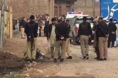 دیر بالا میں مسافر گاڑی کے قریب دھماکے میں 6 افراد جاں بحق، متعدد زخمی