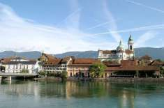 Solothurn – The Swiss Town Obsessed with the Number 11