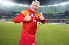 dean jones put up challenge for islamabad united players